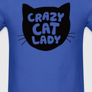 Crazy Cat Lady - Men's T-Shirt