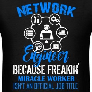 Network Engineer Shirt - Men's T-Shirt