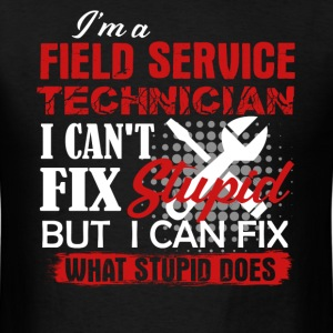 Field Service Technician Shirt - Men's T-Shirt