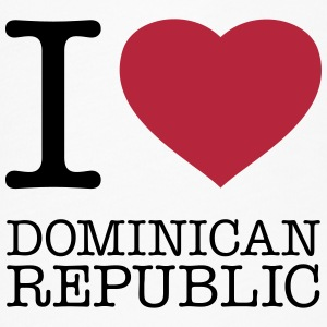 I LOVE DOMINICAN REPUBLIC - Women's Flowy T-Shirt
