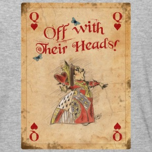 The Queen of Hearts T-Shirts - Baseball T-Shirt