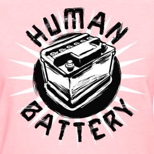 human battery manji.png T-Shirts - Women's T-Shirt