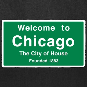 Chicago The City of House - Tote Bag