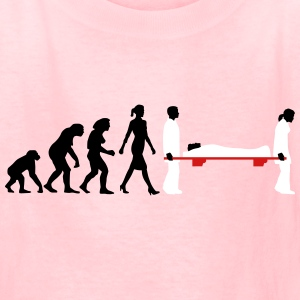 evolution_female_paramedic_09_201603_3c Kids' Shirts - Kids' T-Shirt