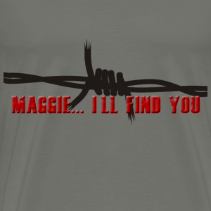 Maggie and Glenn T-Shirt - Men's Premium T-Shirt