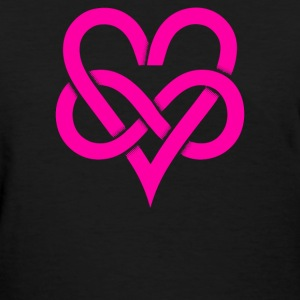 love to infinity - Women's T-Shirt