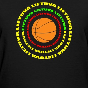 lithuanian - Women's T-Shirt