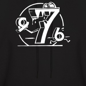 mathematics science - Men's Hoodie