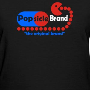 Popsicle Brand video games The Original Brand - Women's T-Shirt