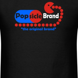 Popsicle Brand video games The Original Brand - Men's T-Shirt