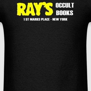 Ray's Occult Books - Men's T-Shirt