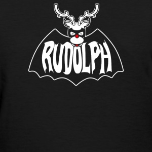 rudolph superhero - Women's T-Shirt