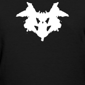 rorschach test - Women's T-Shirt
