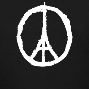 Pray for Paris - Women's T-Shirt