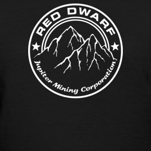 red dwarf - Women's T-Shirt