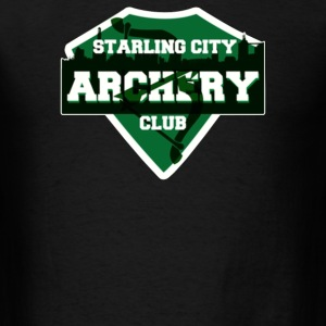 Starling City Archery Club - Men's T-Shirt