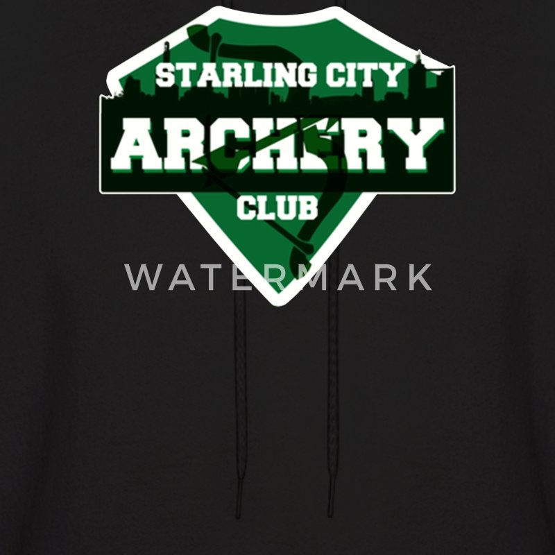 Starling City Archery Club - Men's Hoodie