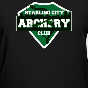 Starling City Archery Club - Women's T-Shirt