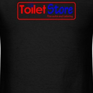 toilet store - Men's T-Shirt