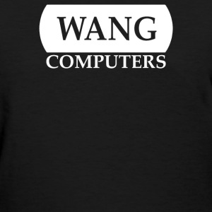 wang computers - Women's T-Shirt