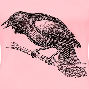 Blackbird - Women's Premium T-Shirt