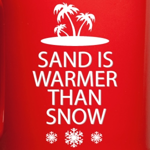 Sand and snow Mugs & Drinkware - Full Color Mug