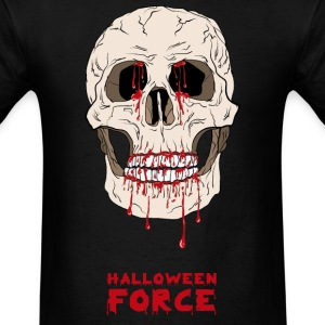 Halloween Bloody Skull  - Men's T-Shirt