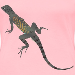 AZ Lizard - Women's Premium T-Shirt
