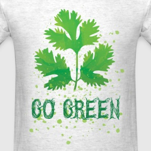 Go Green T-Shirts - Men's T-Shirt