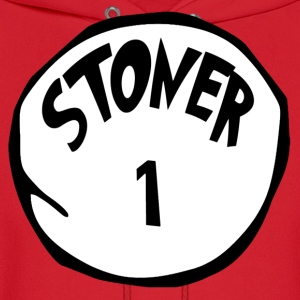 The Cat in the Hat: Stoner 1 Hoodie (U) - Men's Hoodie