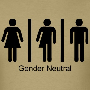 Gender Neutral  - Men's T-Shirt