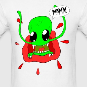 Alien-Mama - Men's T-Shirt