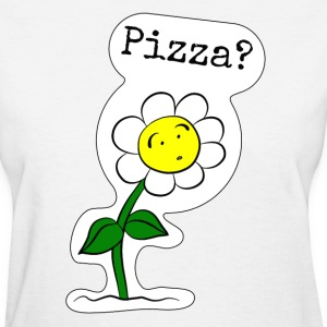 Sunflower-Pizza - Women's T-Shirt