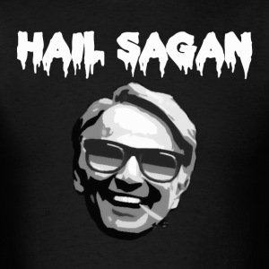 Hail Sagan - Men's T-Shirt