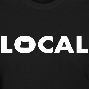 Local Oregon T-Shirts - Women's T-Shirt