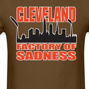 factory-of-sadness-2-T-Shirt - Men's T-Shirt