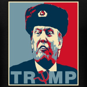 Trump Russian Poster tee T-Shirts - Men's T-Shirt