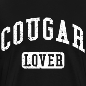 Cougar Lover T-Shirts - Men's Premium T-Shirt