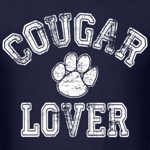 Cougar Lover T-Shirts - Men's T-Shirt