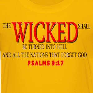 WICKED - SMALL-5XL - Kids' Premium T-Shirt