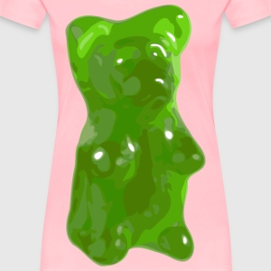 Halloween Candy Gummy - Women's Premium T-Shirt