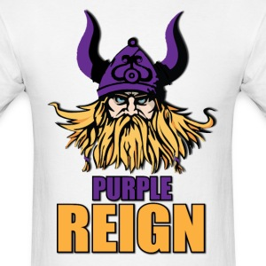 PURPLE REIGN T-Shirts - Men's T-Shirt