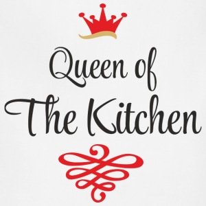 Queen of the kitchen - Adjustable Apron