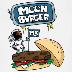 Moon Burger - Adjustable Apron