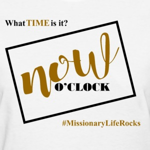 Missionary Life Rocks - Women's T-Shirt