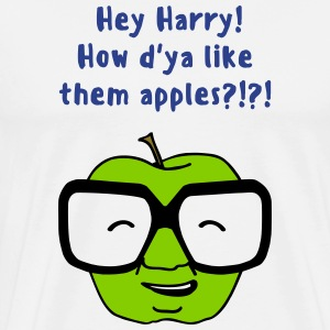 Harry Apples! - Men's Premium T-Shirt