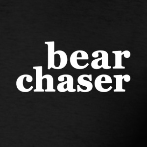 Bear Chaser - Men's T-Shirt