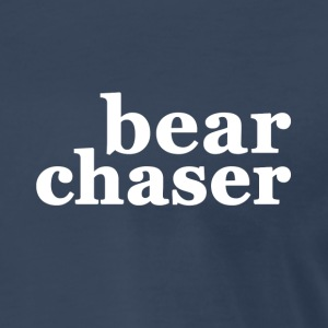 Bear Chaser - Men's Premium T-Shirt