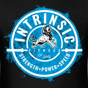 Intrinsic Fitness Logo T-Shirts - Men's T-Shirt