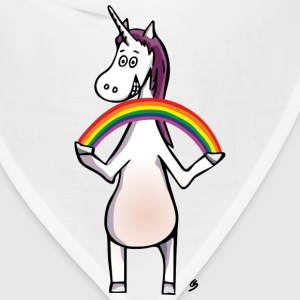Magic unicorn rainbow Caps - Bandana